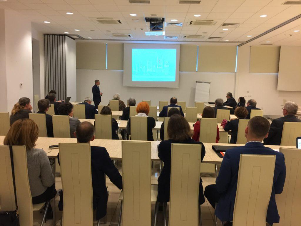 Zdjęcie sesji z konferencji Kompozyty-Teoria i Praktyka 2017